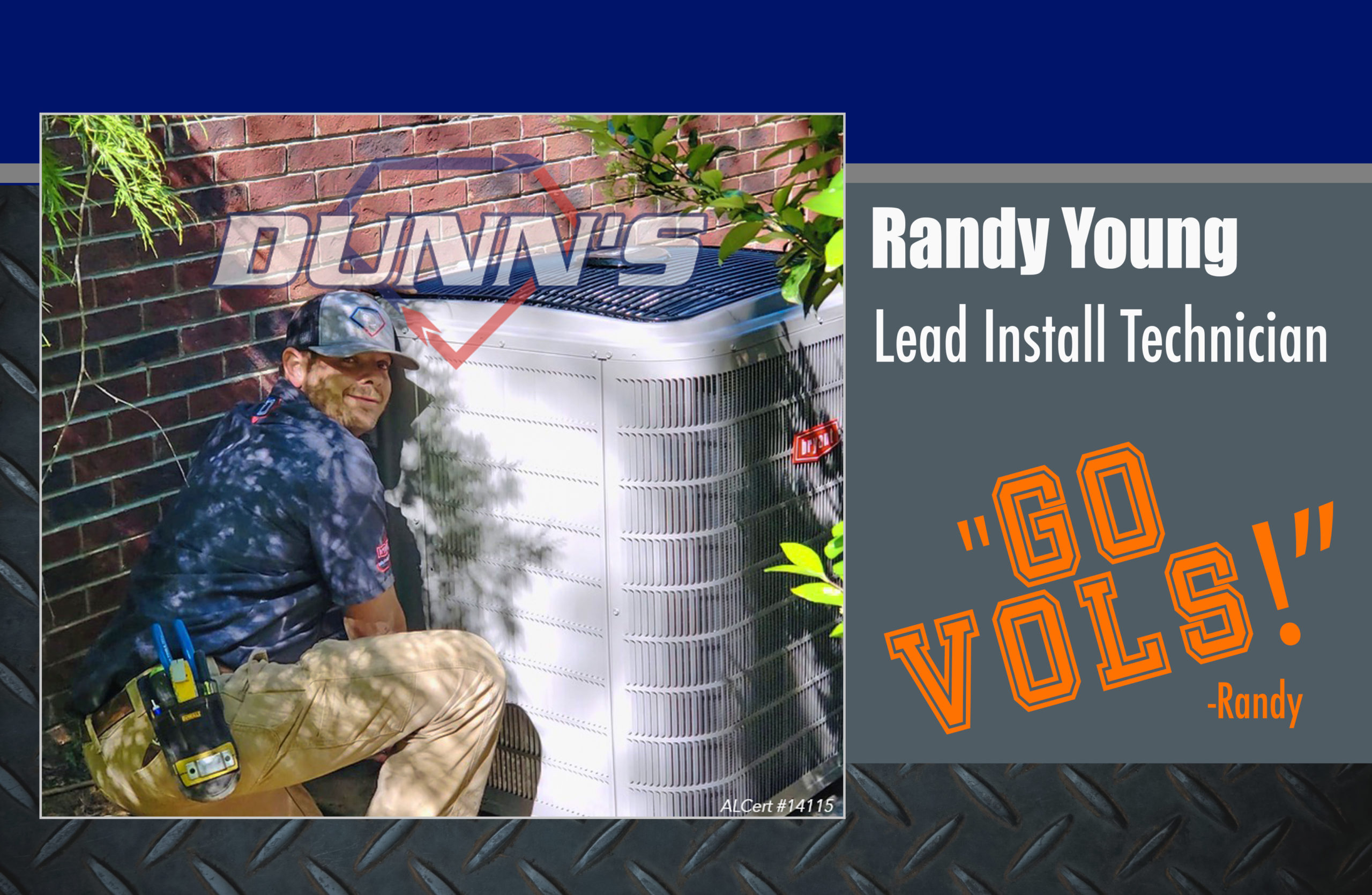 Employee Spotlight – Randy Young