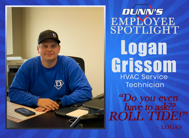 Employee Spotlight – Logan Grissom