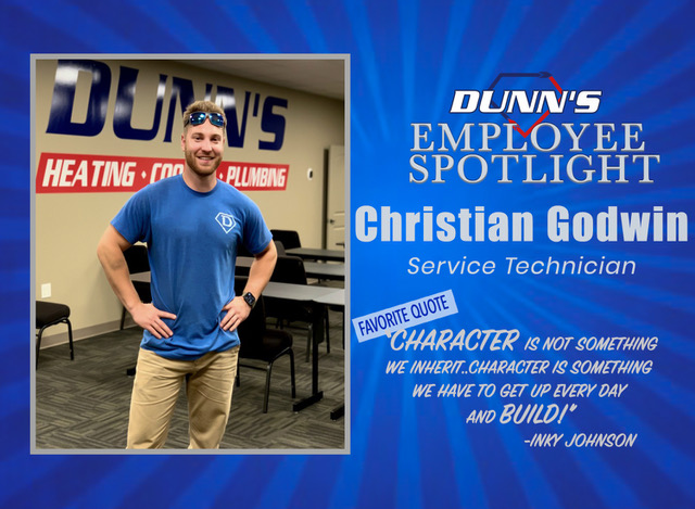 Employee Spotlight – Christian Godwin